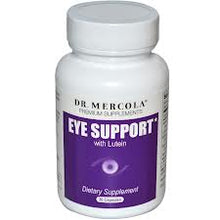 Load image into Gallery viewer, Dr. Mercola Eye Support with Lutein