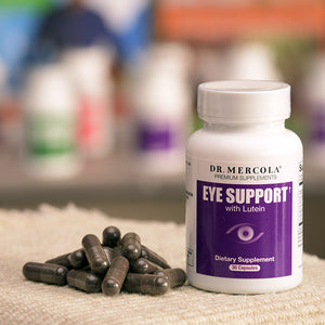 Dr. Mercola Eye Support with Lutein