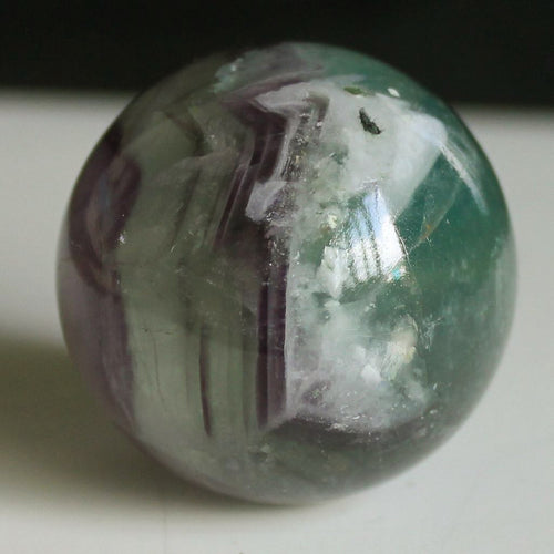 Fluorite Sphere Pocket Size