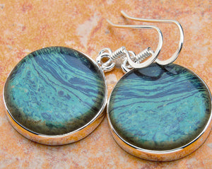 Galaxy Jasper Earrings when it's time to take your career to the next level.