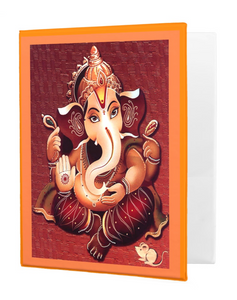 Ganesh Mini Binder 1.5 Inch Avery Binder