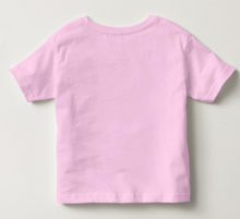 Load image into Gallery viewer, Unicorn Tee Rabbit Skins Pink Cotton Jersey Toddler Tee Size 3