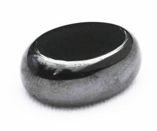 Load image into Gallery viewer, Magnetic Hematite polished pad for your pocket.