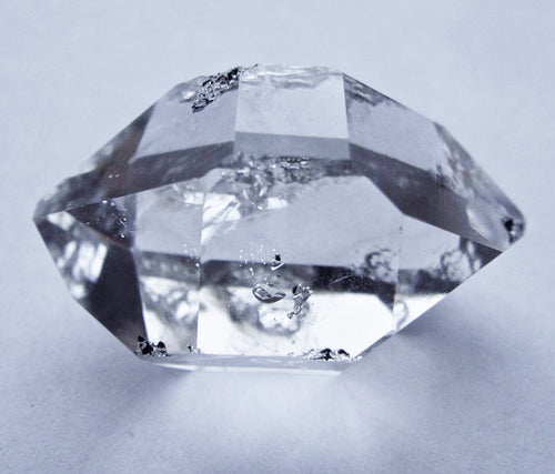 Herkimer Diamond double-terminated crystal