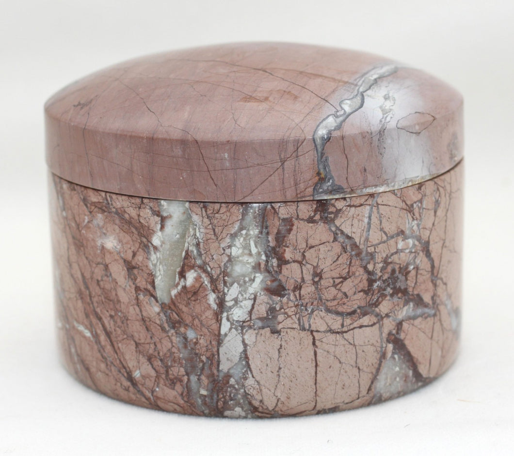 Soapstone Container for Vanity
