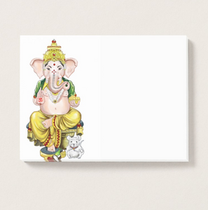 Lord Ganesh Post it® Notes