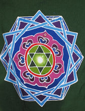 Load image into Gallery viewer, Mandala Balinese Batik Rayon Prayer Flags