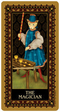 Load image into Gallery viewer, Medieval Cat Tarot Deck