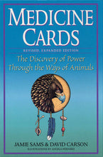 Load image into Gallery viewer, Medicine Cards: The Discovery of Power through the ways of animals
