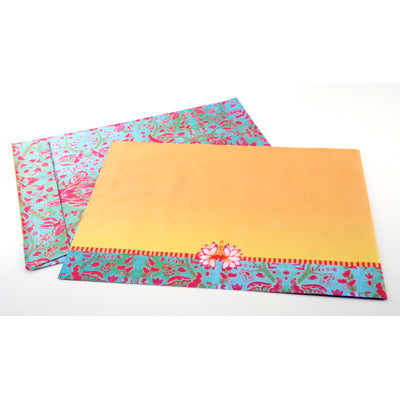 Lotus Colorful Envelope