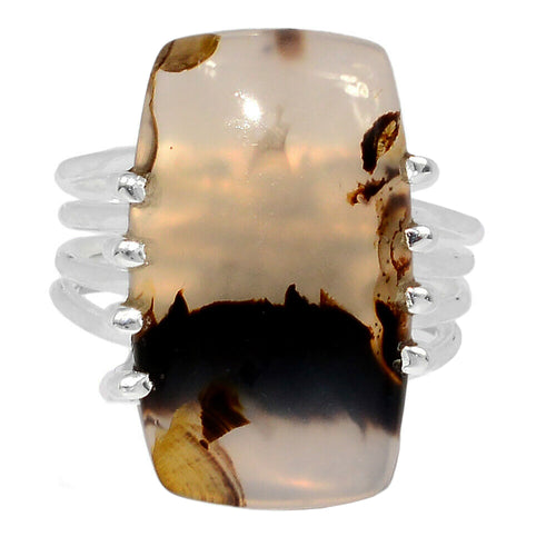 Montana Agate Ring size 6