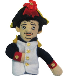 Napoleon Bonaparte Finger Puppet and Fridge Magnet