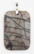 Load image into Gallery viewer, Picasso Jasper Pendant transforms your worry
