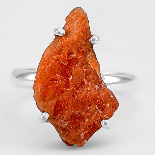 Sunstone Ring Size 9