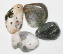 Load image into Gallery viewer, Ocean Jasper Natural Tumbled Stones - Grade B