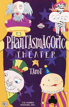 Load image into Gallery viewer, Phantasmagoric Theater Tarot - Fantastic Imagery - A Unique Deck