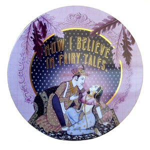 Cookie Tin Victorian Fairy Tales by Papaya Art - Arabian Nights collectible tin