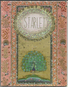Papaya! Love Magnet - Starlet Design with Iridescent Glitter
