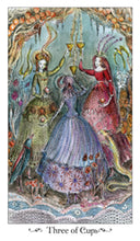 Load image into Gallery viewer, Paulina Tarot Deck - Whimsical and Enchanting!