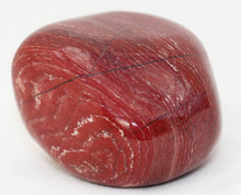 Load image into Gallery viewer, Red Snakeskin Jasper Gallet - big polished piece like a paperweight