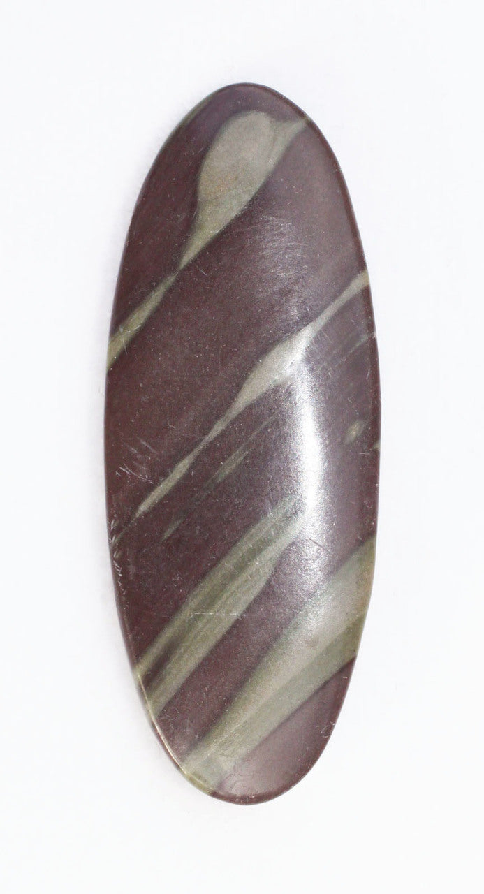 Ribbon Jasper Bead or Cabochon