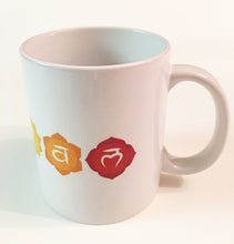 Load image into Gallery viewer, Seven Chakras Coffee Mug