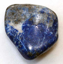 Load image into Gallery viewer, Lapis Lazuli Tumbled Stones B Grade