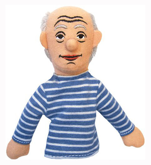 Pablo Picasso Finger Puppet and Fridge Magnet