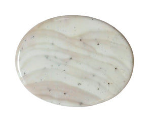 Willow Creek Jasper Cabochon in Oval Shape