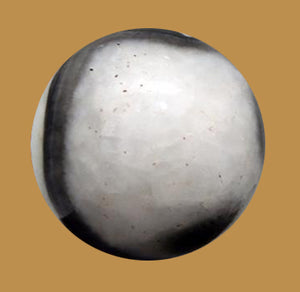 Zebra Jasper or Zebra Agate Sphere 30mm