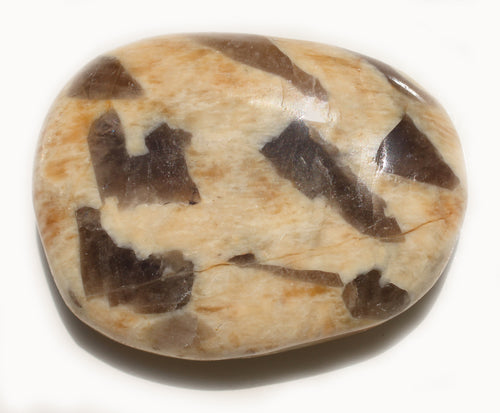 Zebradorite Puffy Palm Stone - Summons Memories of Life Times in Ancient Egypt
