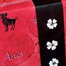 Aries Wrapping Paper is perfect for a birthday or baby shower