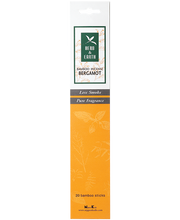 Load image into Gallery viewer, Herb and Earth Bamboo Natural Incense with Less Smoke