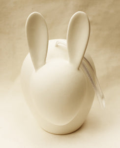 Ceramic Rabbit Ornament from Cody Foster & Co