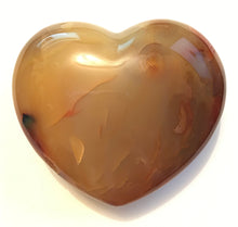 Load image into Gallery viewer, Carnelian Heart Large Size