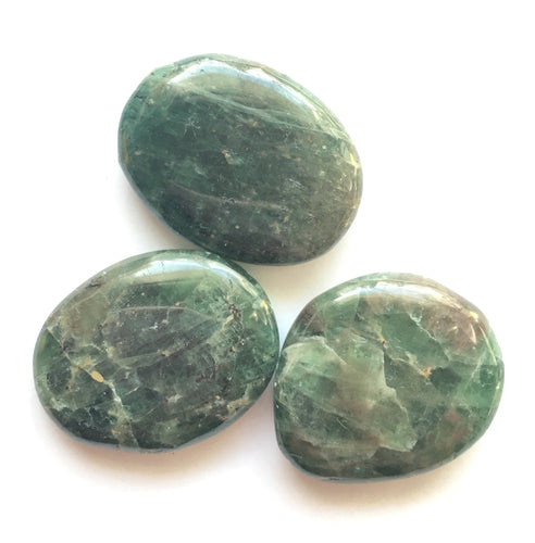 Chrome Diopside Stone - Excellent for Men - he can put it in his pocket
