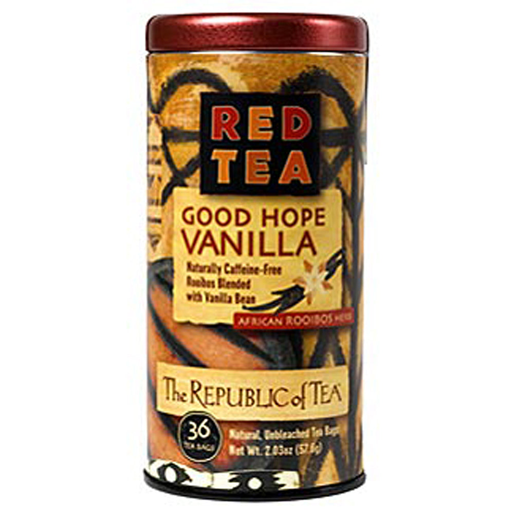 Good Hope Vanilla Caffeine-Free Rooibos Tea