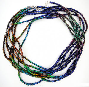 Color Changing Necklace 18 Inches Long