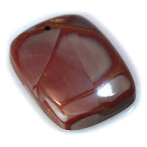 Noreena Jasper Bead oblong shape
