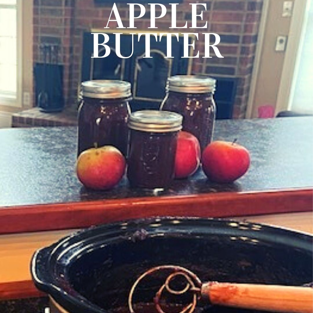 Week 3 Bake OFF Winner Rose Hopkins Apple Butter