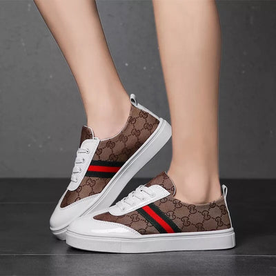 Designer canvas shoes sneakers Unisex shoes - Exclusive Fashions