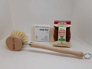 Kitchen Starter Kit - Shop NO Plastic