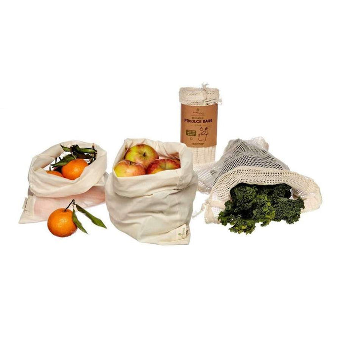 Organic Produce Bags & Bread Bag - Organic Produce Bags & Bread Bag - Shop NO Plastic
