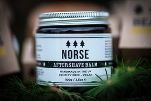 Plastic free Aftershave Balm - Aftershave Balm - Shop NO Plastic