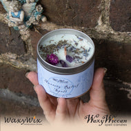 Handmade Spell Soy Candle 225ml - Handmade Spell Soy Candle 225ml - Shop NO Plastic