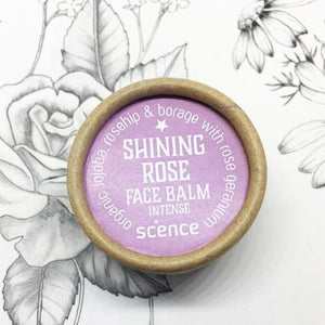 Scence Face Balm - Shining Rose - Scence Face Balm - Shining Rose - Shop NO Plastic