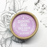 Scence Face Balm - Shining Rose - Shop NO Plastic