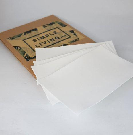 Plastic free Multi Purpose Cleaning Sheet Sample - Multi Purpose Cleaning Sheet Sample - Shop NO Plastic