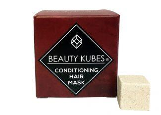 Beauty Kubes Conditioning Hair Mask - Beauty Kubes Conditioning Hair Mask - Shop NO Plastic