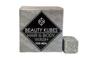Beauty Kubes Hair & Body Wash for Men - Beauty Kubes Hair & Body Wash for Men - Shop NO Plastic